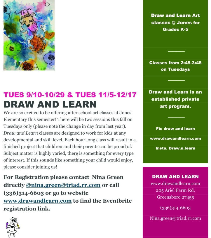 draw and learn jones digital flier.doc