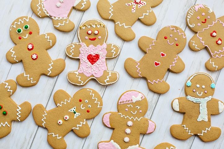gingerbread-cookies cookie bar