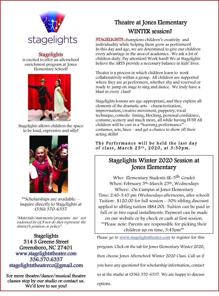stagelightsjonesafterschoolwinter2020